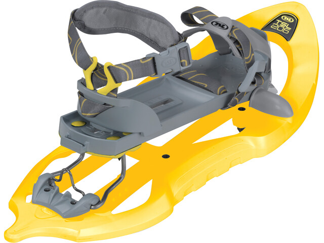 TSL 206 Rando Snowshoes Women, lemon